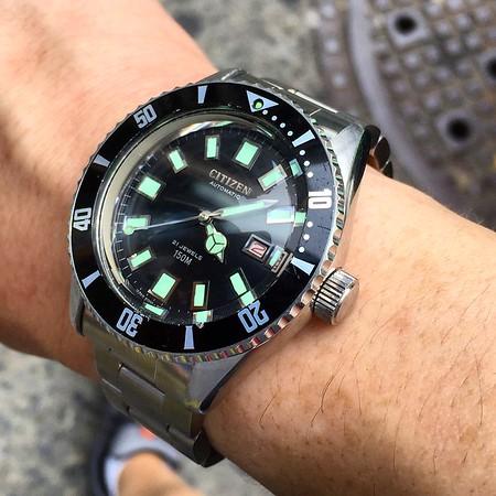 Citizen Challenge Diver 62-6198