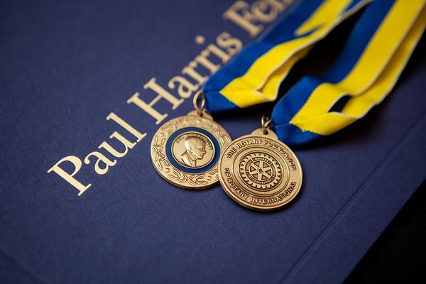 Rotary Club of Carroll Creek Community Service Awards Dinner