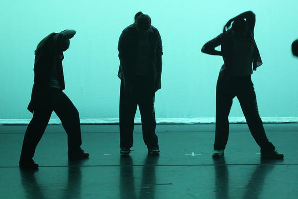 Sway: Dance Gallery Rehearsal (2010)