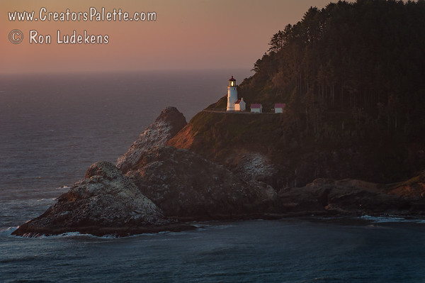 Heceta Head Lighthouse (North of Florence)