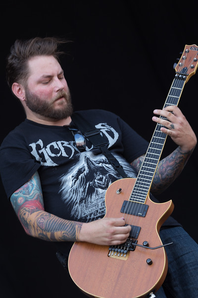 Hte Black Dahlia Murder, With Full Force