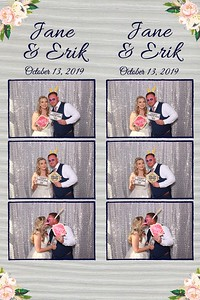Jane & Erik's Wedding