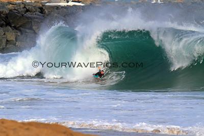Wedge 'La Bomba' swell 4/25/2021