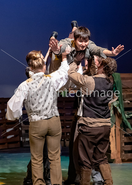 Peter and the Starcatcher 2018