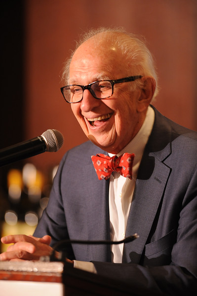 HHMI Medical Research Fellows Dinner with Dr. Eric Kandel