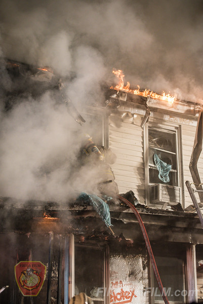 Schuylkill County - Tamaqua Borough - Dwelling Fire - 01/26/2020