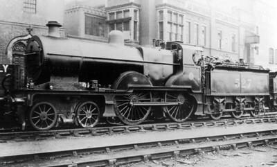 Johnson Midland Railway assorted 4-4-0 designs