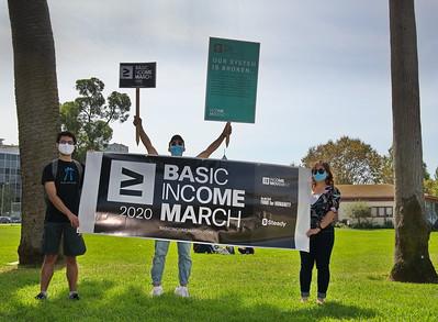 Sep 19 Oakland Car Caravan for Universal Basic Income