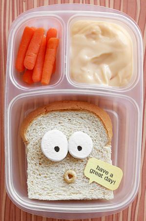 Personality sandwich