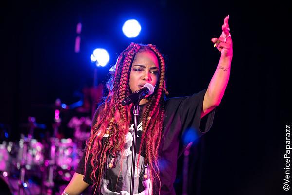 08.17.19 Leela James at Marina del Rey Summer Concert Series.