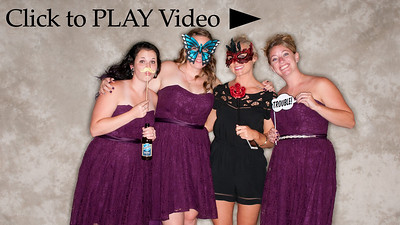 Will & Nicole Wedding PHOTOBOOTH SLIDESHOW!