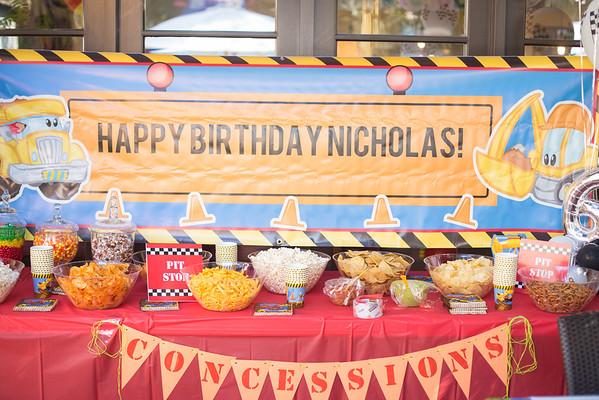 Nicholas Birthday Party