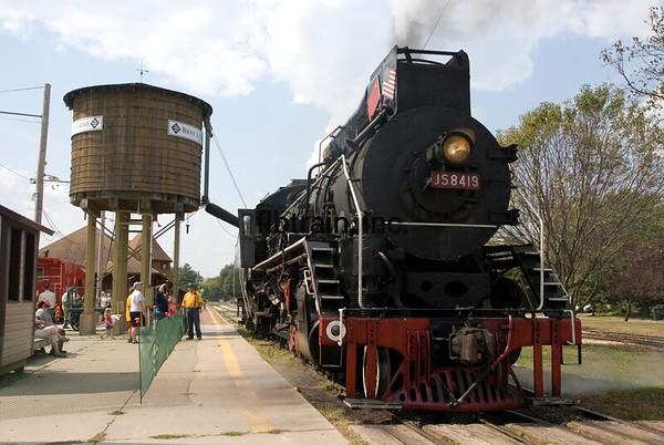 Boone & Scenic Valley Railroad Museum