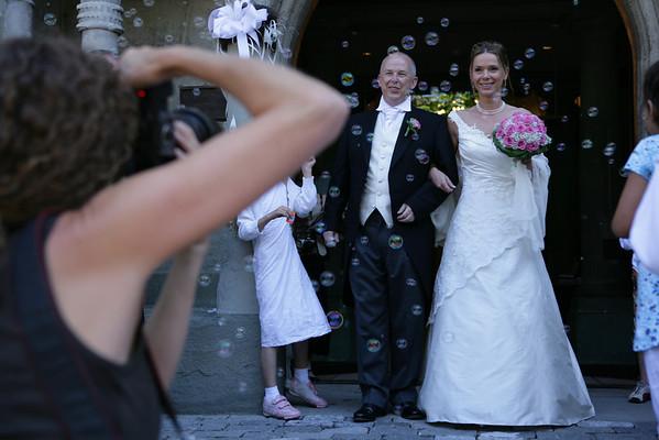 Switzerland Wedding 070707