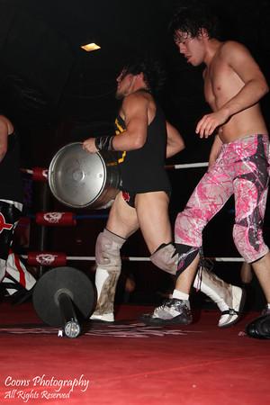 DGUSA 6/5/11 - Pinkie Sanchez vs AR Fox