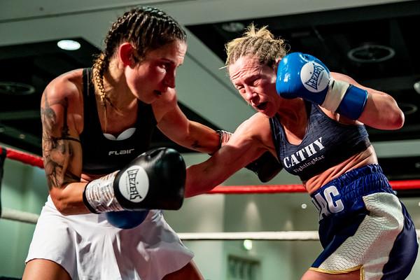 Cathy Mcaleer vs Teodora Hristora