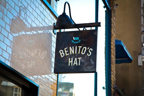 Benitos Hat Farringdon