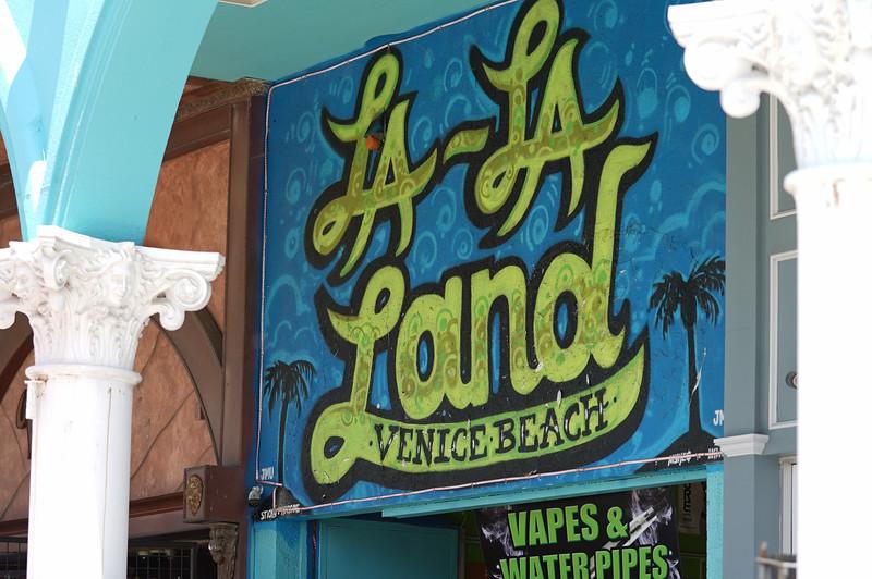 La La Land, Venice Beach