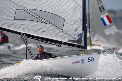 ISAF Worlds'14 D6 Racing