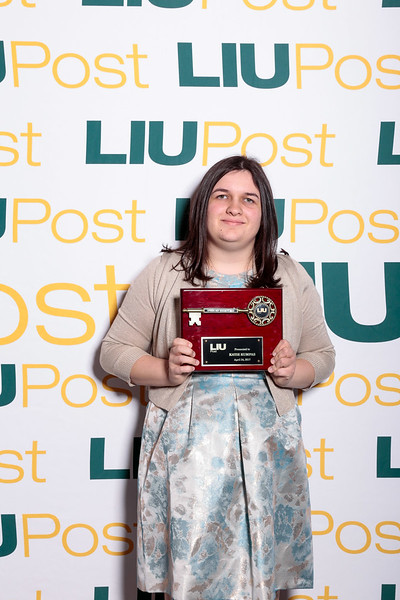 LIU POST Leadership Awards Step and Repeat