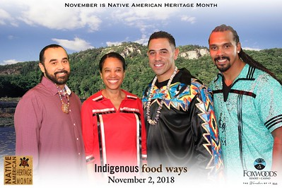 Native American Heritage Month Kick-Off Event at Foxwoods