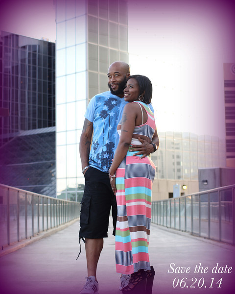 Nevin and Channell Engagment Shoot