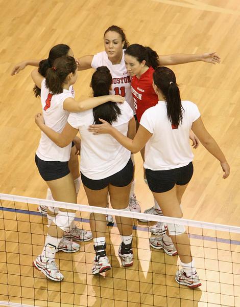 UH Volleyball vs Sam Houston