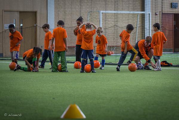 2013-02-16 - Soccer Adasia i Mateuszka w Aviatorze