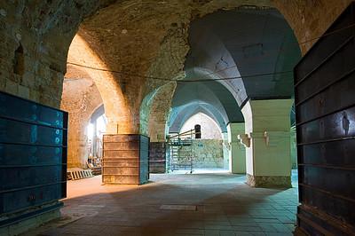 Akko, Israel - Crusader Fortress