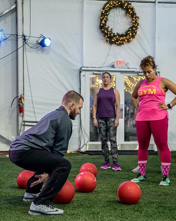 Pulse Fitness at Beacon Park