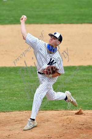 Wyomissing vs Oley Valley Baseball 20 - 21