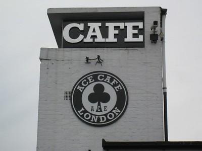 Ace Cafe November 2010