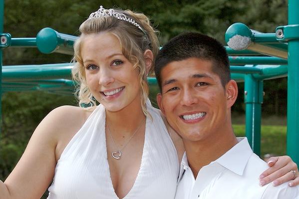 Elizabeth Steele Wedding