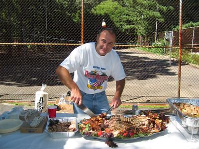 Pig Roast 2003