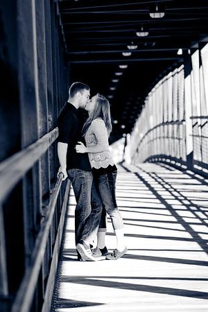 Tyler and Iris Engagement 2.15.2015