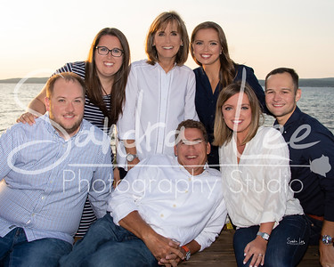 Family Photographer at Petoskey Waterfront - Petoskey Photographer