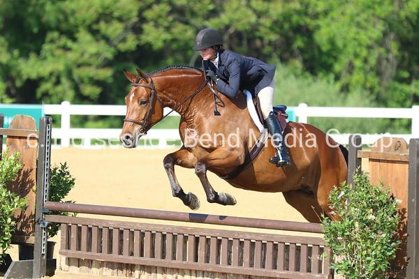 2021 Keswick Horse Show -- Wednesday -- Sandy Gerald