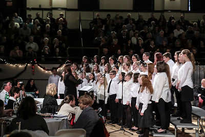 Plymouth Community Intermediate School  6th Grade Chorus with Plymouth Philharmonic Holiday Pops   12/9/17