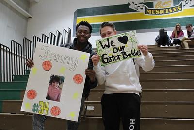 Buddies Basketball