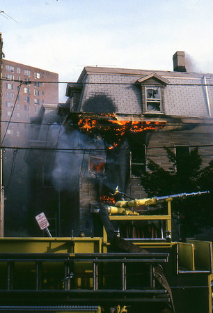 Newark - North 2nd St & Orange st, Oct. 1984
