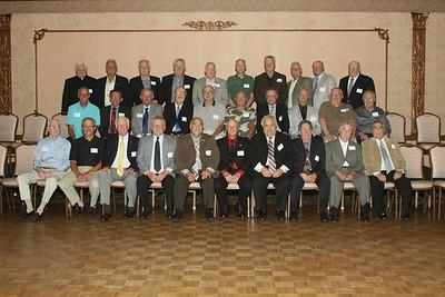 St. Mel 2014 Alumni Banquet Class Photos