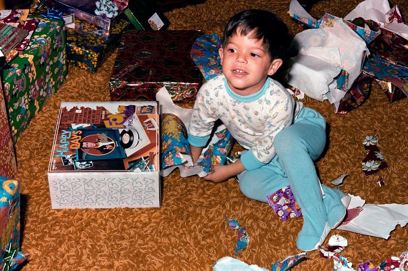 1977-12-25 #3 Anthony 3rd Christmas.jpg