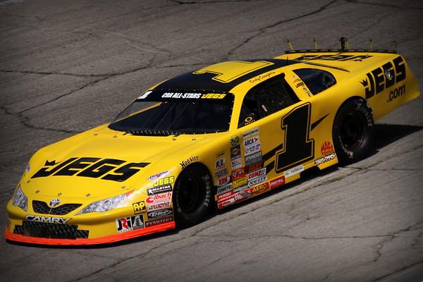 Salem Speedway; JEGS CRA Late Models 6-18-16