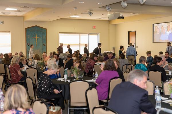 2018-09-29 Rollo Pickford's Service and Reception