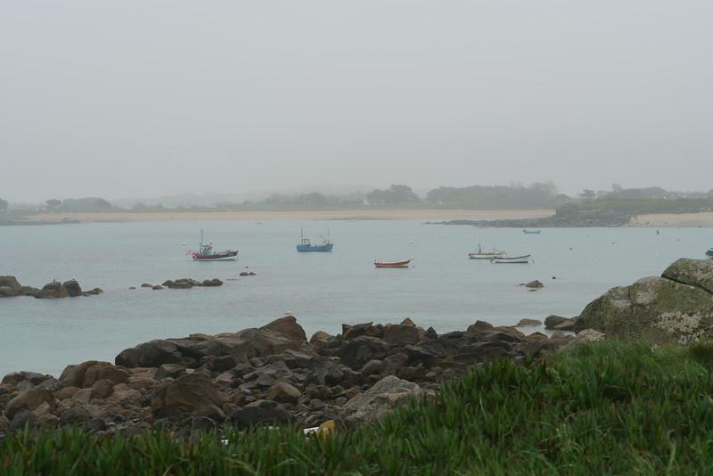 Rain, Rousse, Guernsey
