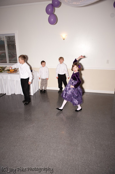 March 5, 2011 - Wedding - Dance