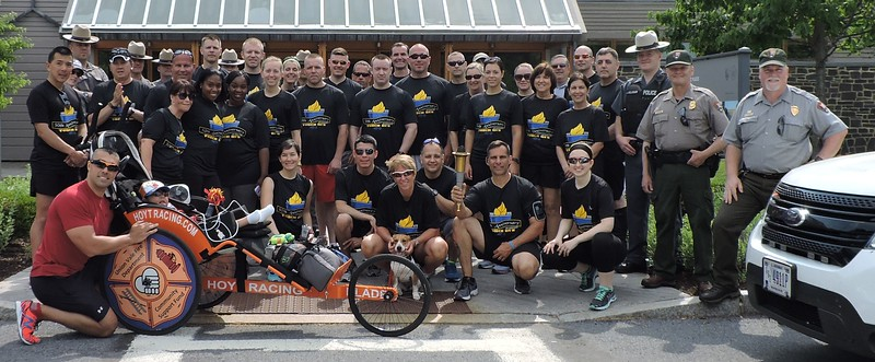 2016 Dutchess Law Enforcement Torch Run - 6/2/16