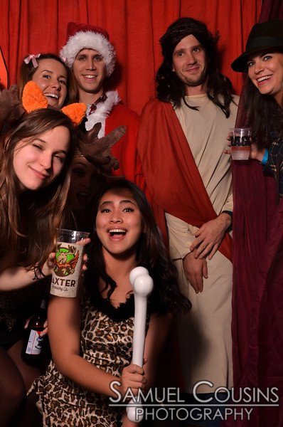 Space Gallery 2015 Halloween Party