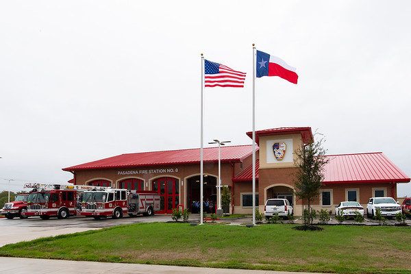 Fire Station 8 - Ribbon Cutting