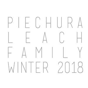 Piechura Leach Family Winter 2018